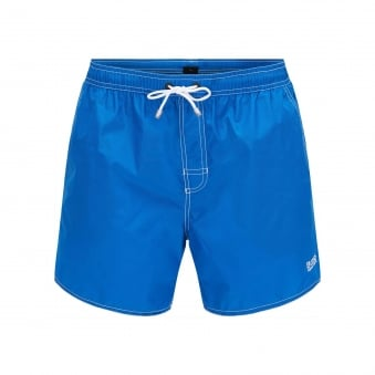 Hugo Boss Lobster Quick Dry Birght Blue Swim Shorts 50332322