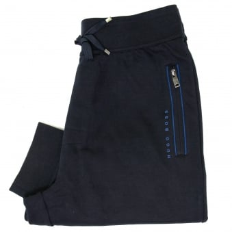 Hugo Boss Long Pant Cuff Dark Blue Track Pants 50322097