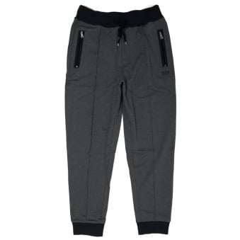Hugo Boss Long Pant Cuffs Dark Navy Track Pants 50315073