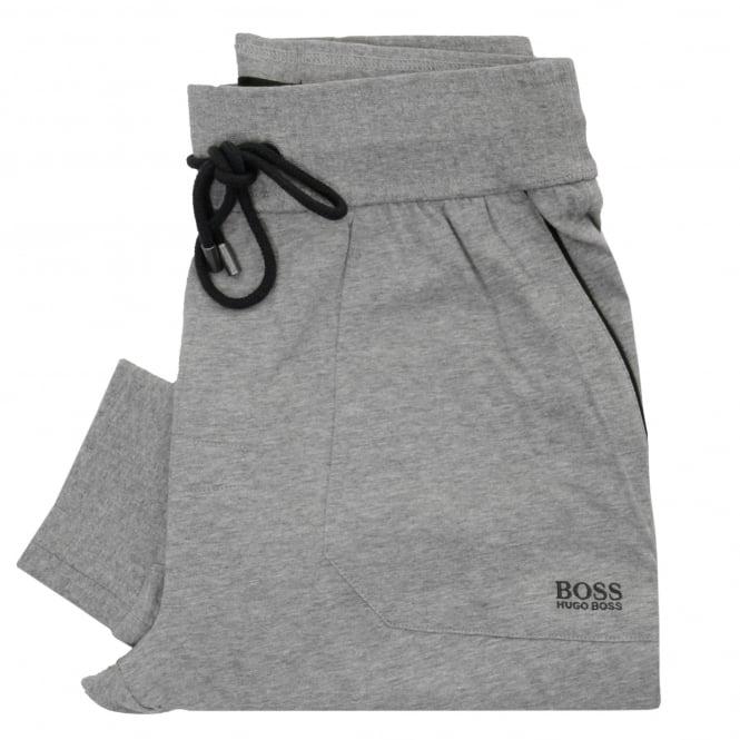 Hugo Boss Loungewear Hugo Boss Long Pant Cuffs Medium Grey Pyjama Bottoms 50321984