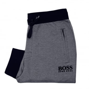 Hugo Boss Long Pant Cuffs Navy Track Pants 50326750
