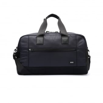 Hugo Boss Mission Dark Blue Holdall 50320834