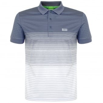 Hugo Boss Paddy 3 Grey Polo Shirt 50326132