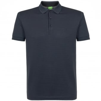 Hugo Boss Parox Navy Polo Shirt 50326209