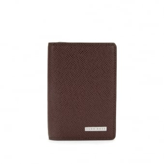 Hugo Boss Signature_B Dark Red Card Case 50311749