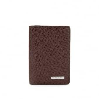 Hugo Boss Signature_B Dark Red Card Case 50311749
