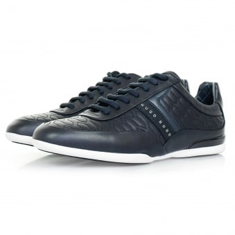 Hugo Boss Space Lowp Itma Dark BLue Shoe 50322363