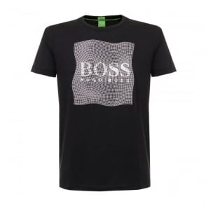 Hugo Boss Tee 8 Black T-Shirt 50319815