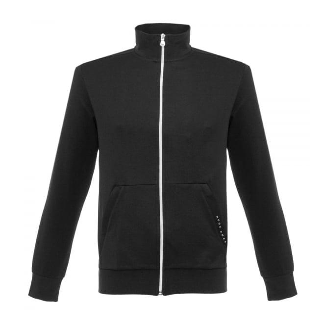 Hugo Boss Loungewear Hugo Boss Zip Black Jacket 50310542
