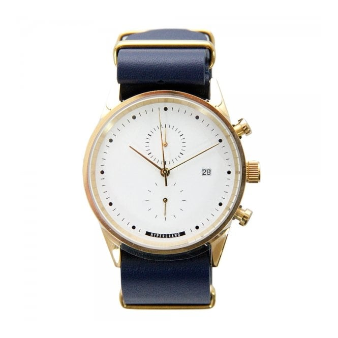 HyperGrand Watches Hypergrand Maverick Nautical Blue Watch NWM3NTBL