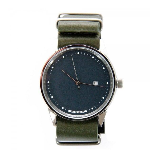 HyperGrand Watches Hypergrand Maverick Oxley Green Watch NWM30OXGN