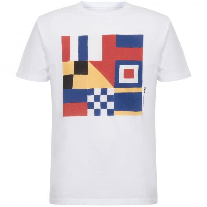 Wood Wood ICS T-shirt