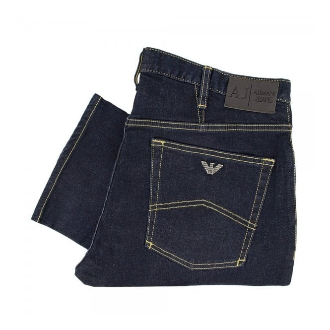 Armani Jeans J06 Slim Fit Denim Jeans