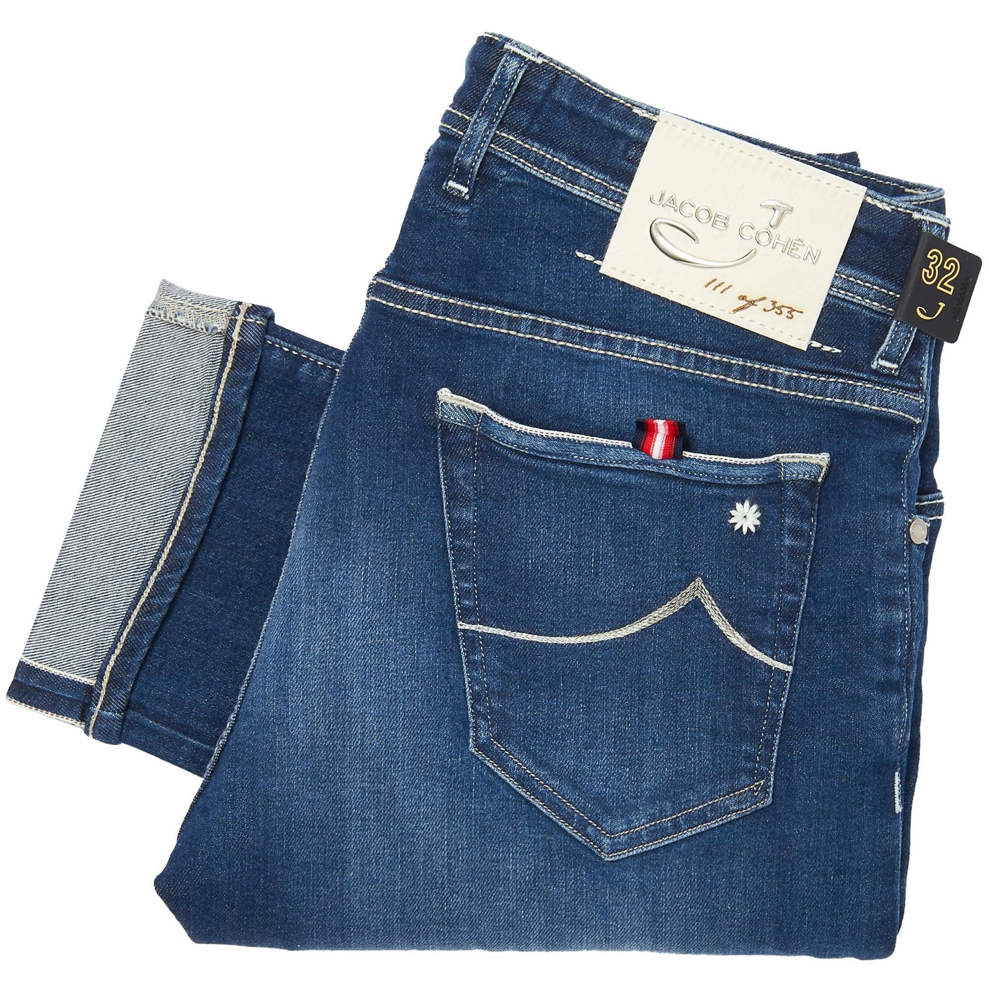 più foto 559fe e73cd Jacob Cohen J688 Limited Edition Comfort Jeans