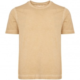 Piuma Jersey Cotton T-Shirt