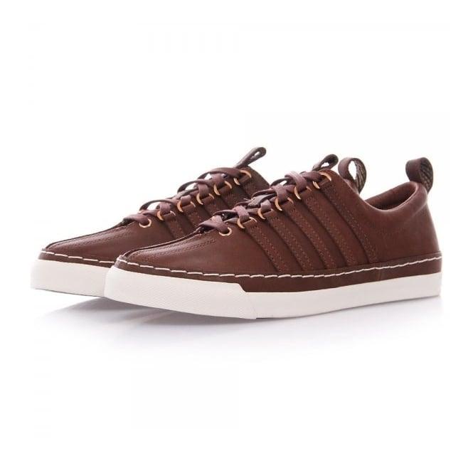 K-Swiss X Billy Reid Arlington VT Cinnamon Leather Shoes 03422-270