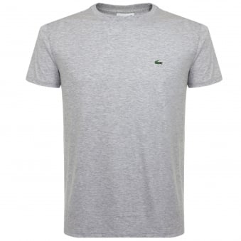 Lacoste Pima Cotton Silver T-Shirt TH6709
