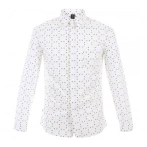 Levi's California Ocean Star White Shirt 52176