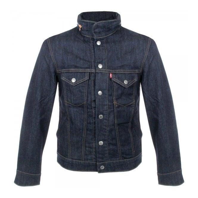 Levi's ® Levi's Commuter Indigo Denim Jacket 15494-0000