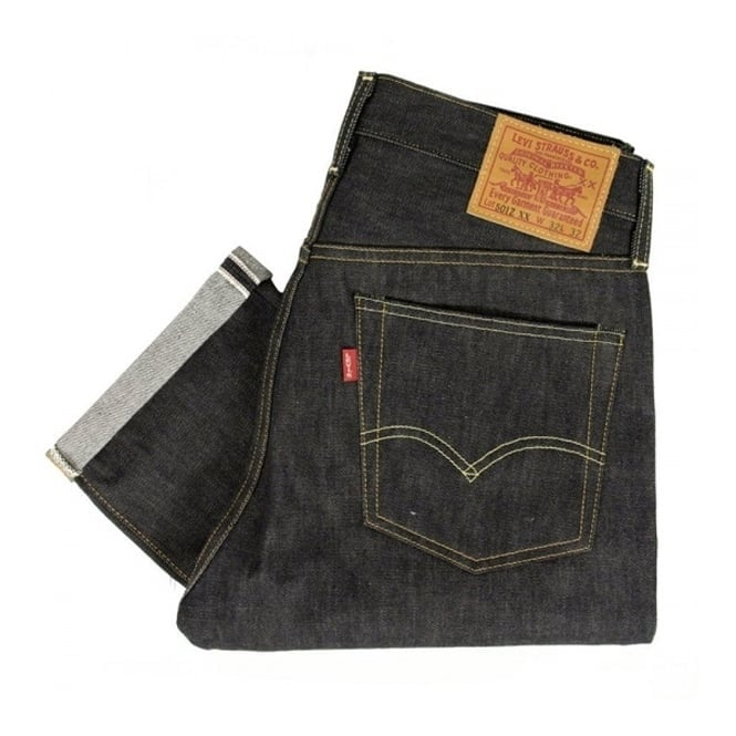 Levi's Vintage ® Levis Vintage 1954 Jeans Rigid Shrink to Fit 501 ZXX Unwashed 5015400680