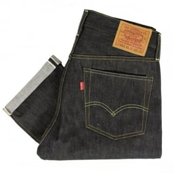 Levis Vintage 1954 Jeans Rigid Shrink to Fit 501 ZXX Unwashed