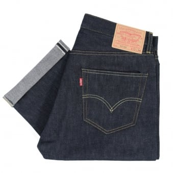 Levis Vintage 1955 501 XX Rigid Selvage Denim Jeans 50155-0116