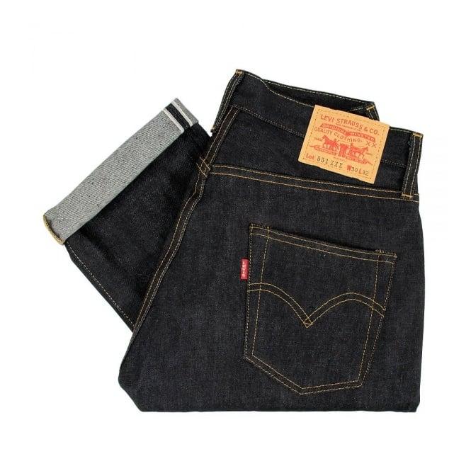 Levi's Vintage ® Levis Vintage 551 ZXX Selvedge Denim