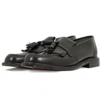 Loake Brighton Black Shoe 2210