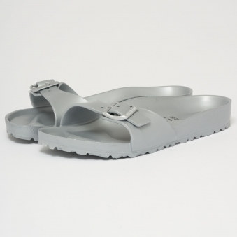 Silver Madrid EVA Sandals