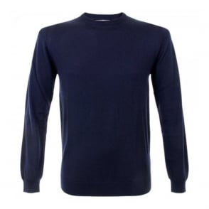 Matinique Margrate Midnight Wool Jumper D47518036