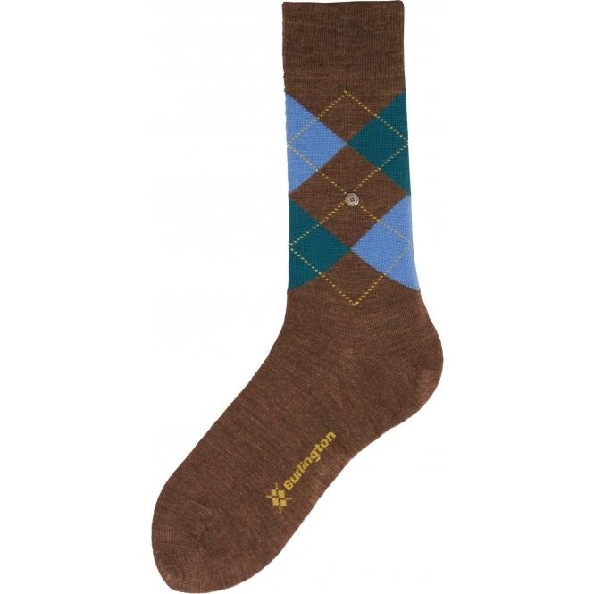 Melange Edinburgh Socks