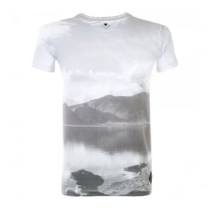 Minimum Elias White T-Shirt M1032JK9