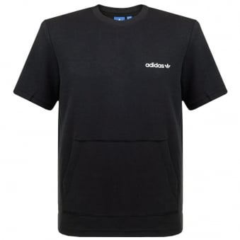 Adidas Originals Modern Tee Black T-Shirt AB7612