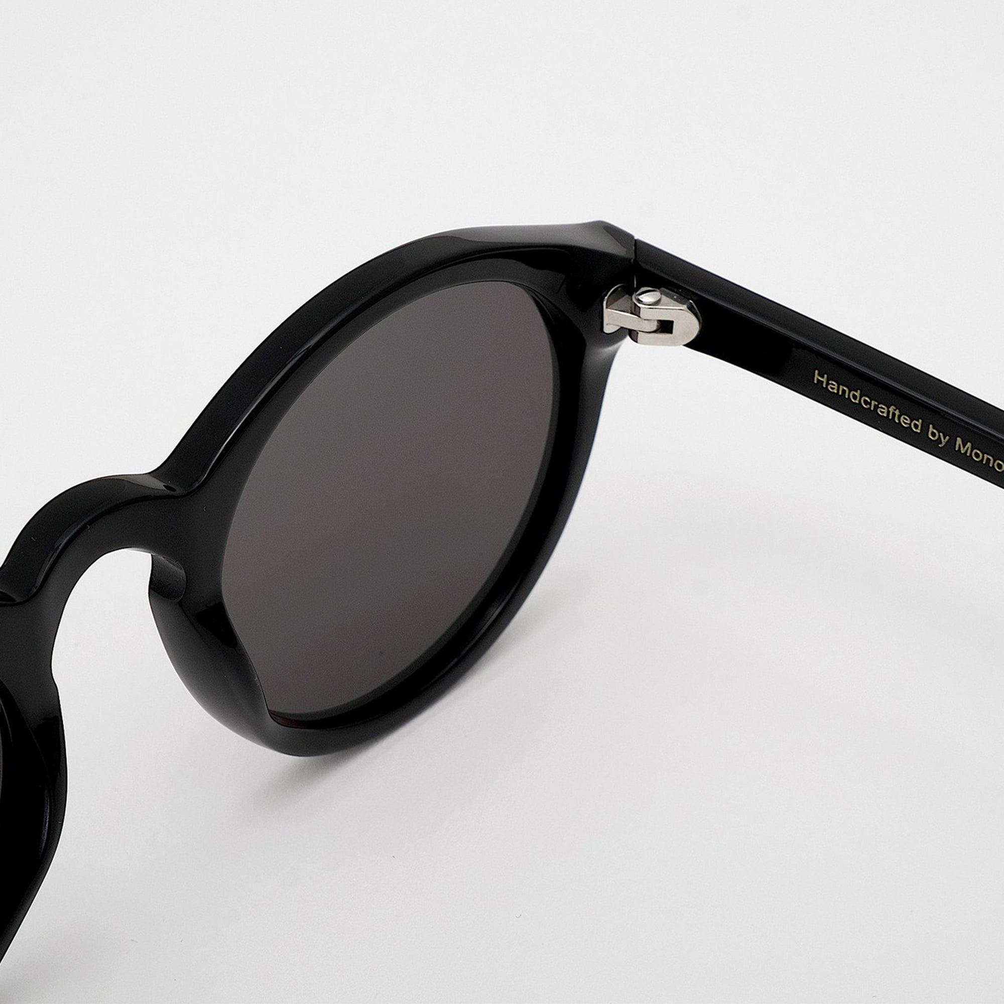 6daae2bb38d96 Monokel Eyewear Barstow Sunglasses (Black) at Dandy Fellow
