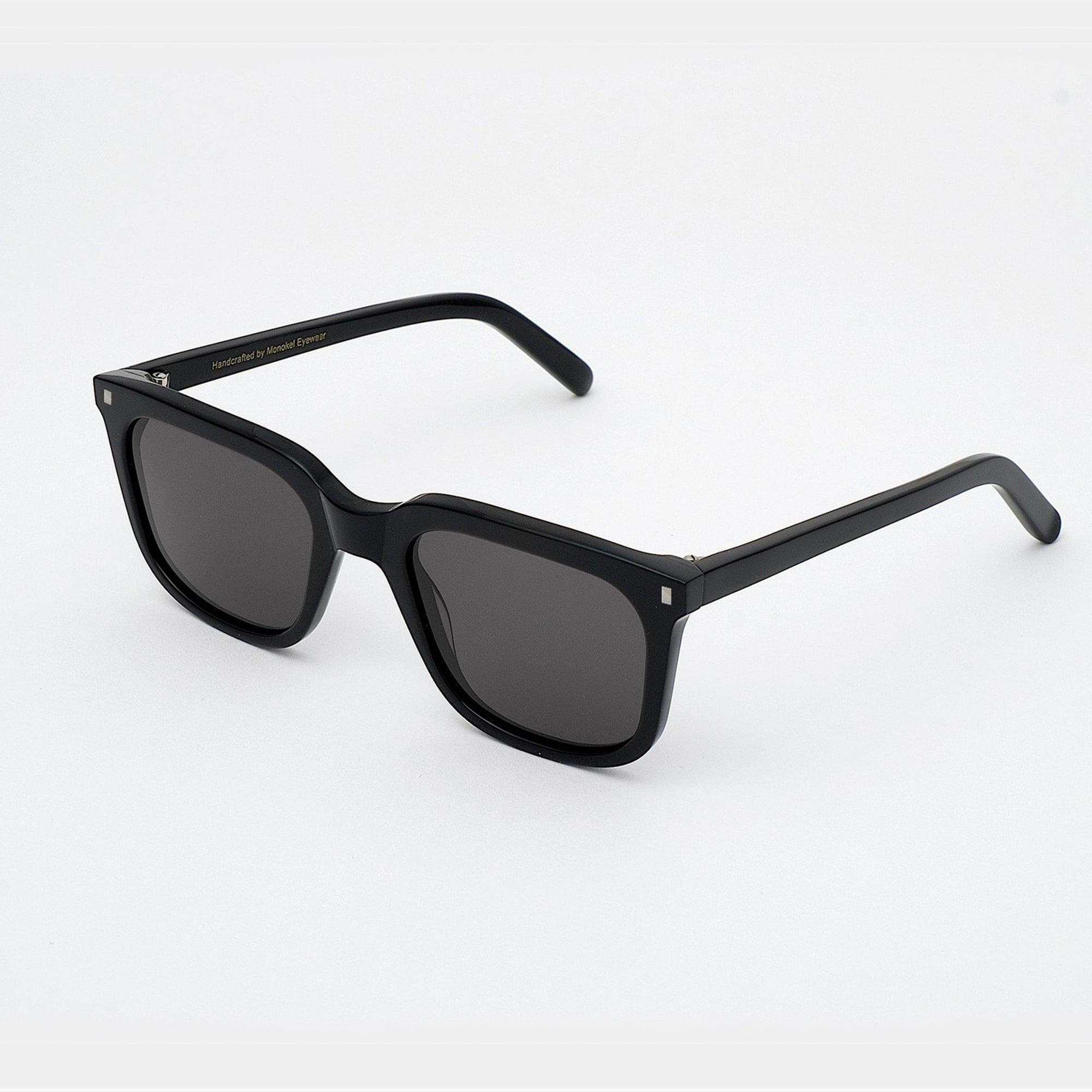 a845863e38463 Monokel Eyewear Robotnik Sunglasses (Black) at Dandy Fellow