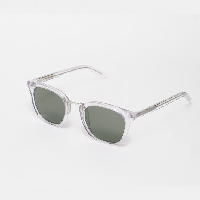 676ce56357c24 Monokel Eyewear Ando Sunglasses (Crystal) at Dandy Fellow