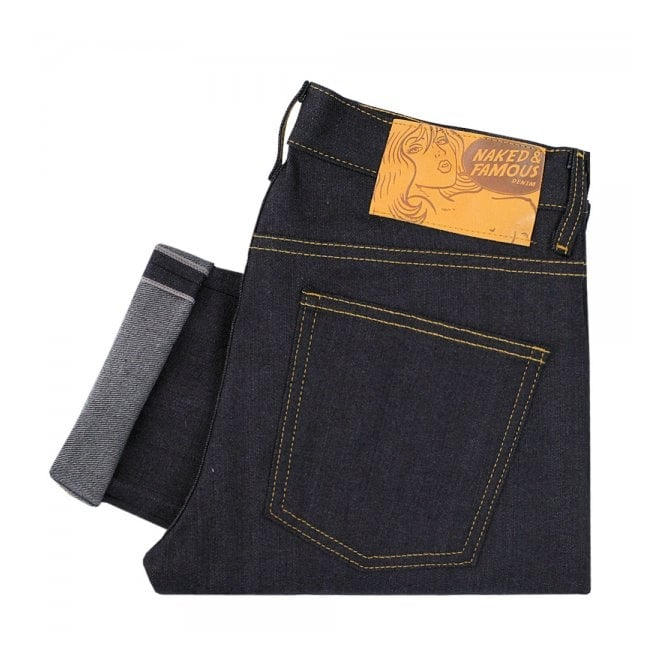 Naked and Famous Denim Naked and Famous Super Skinny Selvage Denim Jeans 0195101