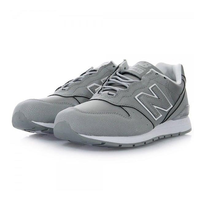 New Balance 996C Reflective Silver Shoe MRL996CR