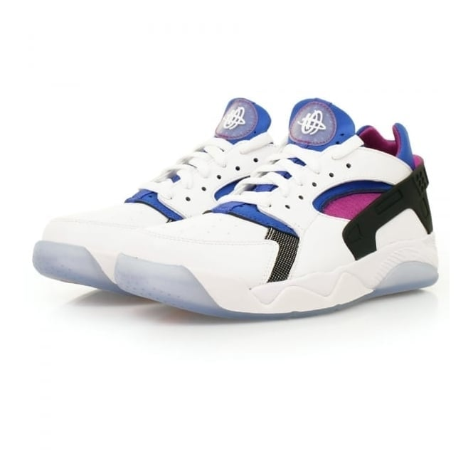 Nike Air Flight Huarache Low White Shoes 819847-101