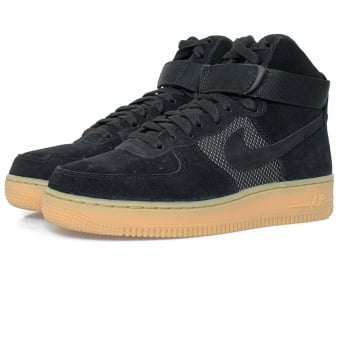 Nike Air Force 1 High 07 LV8 Black Shoe 806403 003