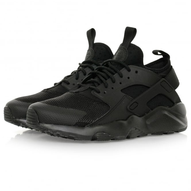 new arrival 84282 c5ecc nike onine store air huarache run ultra black shoe
