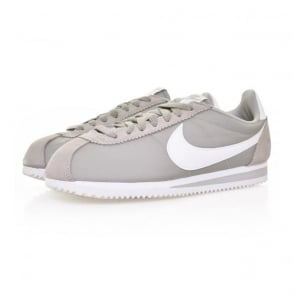 Nike Classic Cortez Nylon Wof Grey Shoes 807472 010