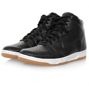 Nike Dunk Ultra Craft Leather Black Shoe 855957 001