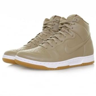 Nike Dunk Ultra Craft Leather Khaki Shoe 855957 200