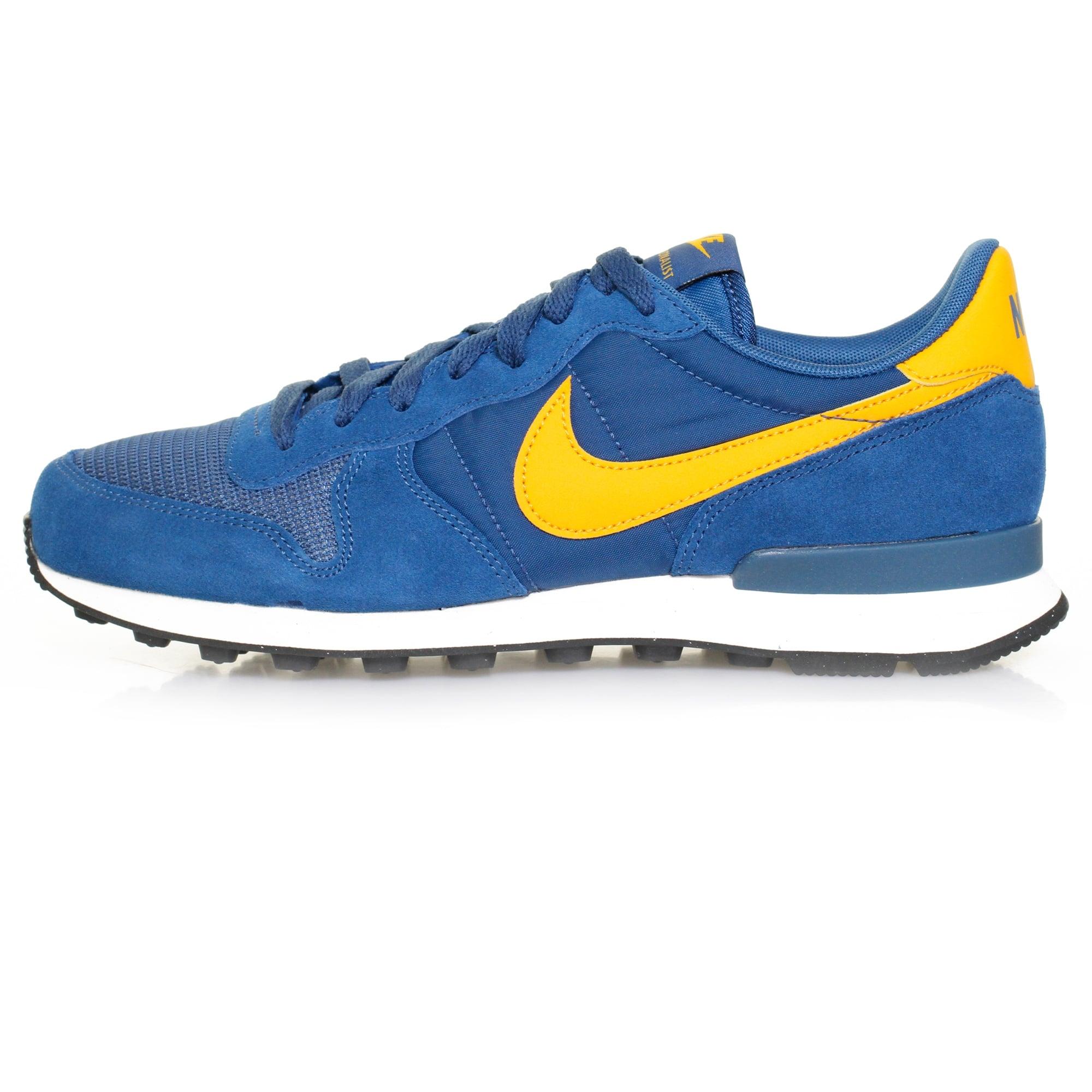 outlet store 52ca6 e0ea6 ... Nike Internationalist Court Blue Shoe 828041 402 ...