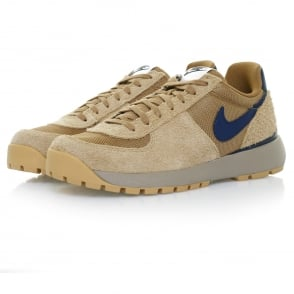 Nike Lavadome Ultra Gold Mid Navy Shoe 844574 700