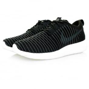 Nike Roshe Two Flyknit Black Shoe 844833 001