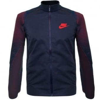 Nike Sportswear Dinamic Reveal Obsidian Jacket 828476 451