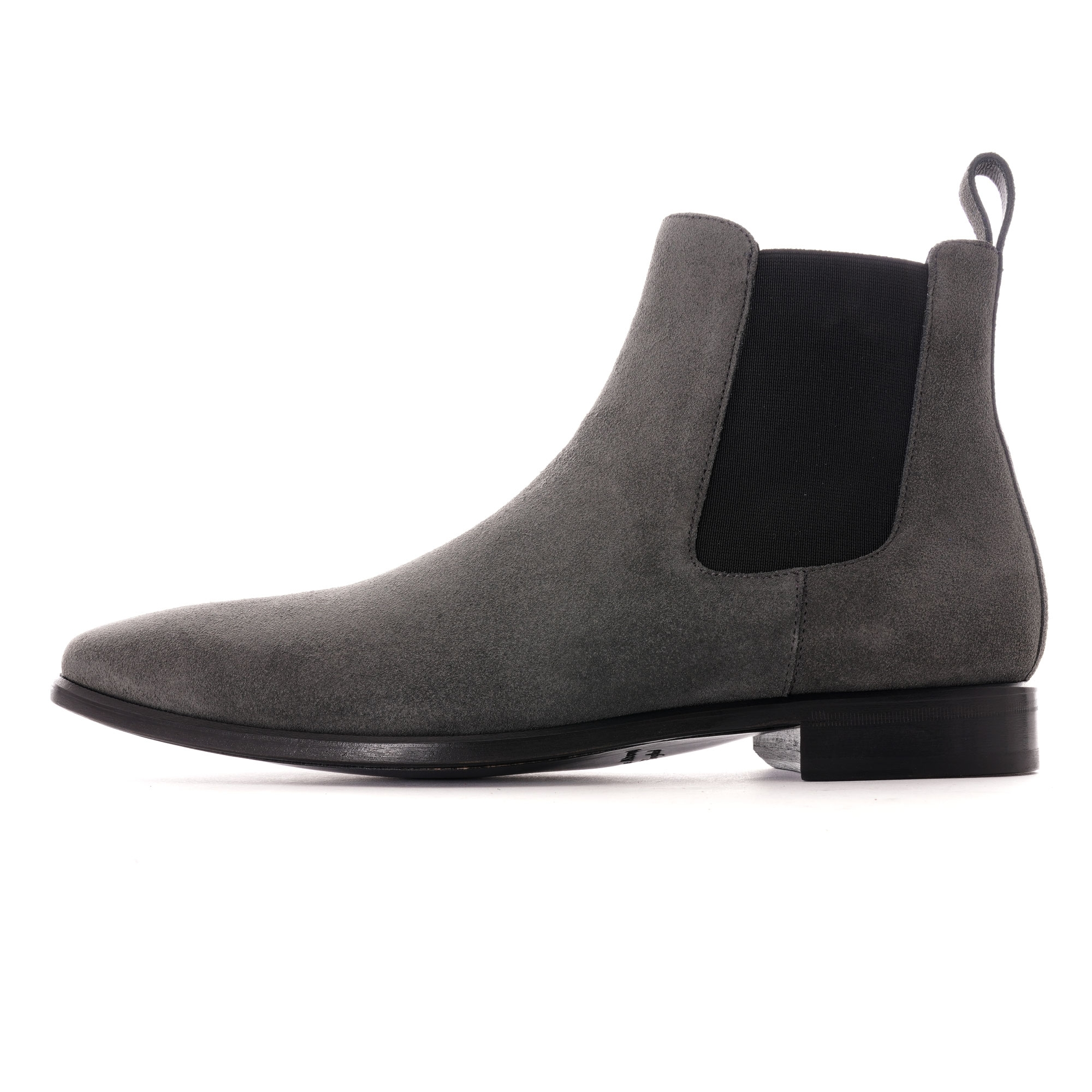 None Of The Above Chelsea Boots | Grey