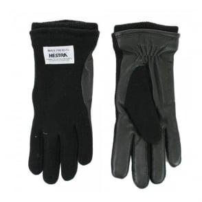 Norse X Hestra Svante Black Gloves N95-0414